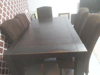 mesa para 8 persona