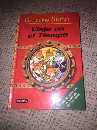 Libros Geronimo y Tea Stilton