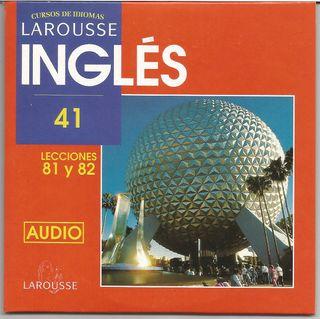 Larousse curso de Ingles ( Lote completo)