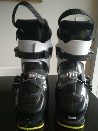 botas de eskiar