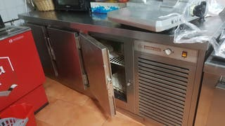 nevera industrial cocina