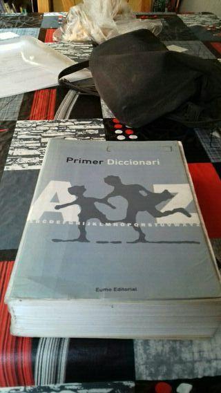 Primer Diccionari Català