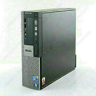 Ordenador Sobremesa DELL CORE2 8GB 160GB DVD