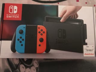 Switch consola