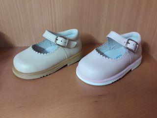 Zapatos piel - bebé/niñ@