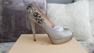 Zapatos Menbur mujer