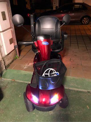 Moto silla eléctrica