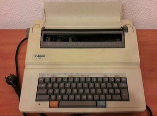 Máquina de escribir CANON ES 3 electrica