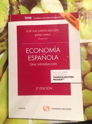 Economía Española una introducción
