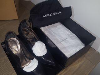 Zapatos mujer giorgio armani