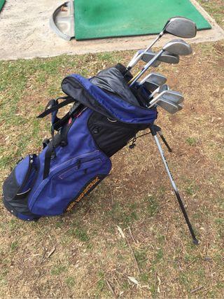Set palos de golf completo