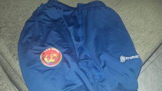 ropa futbol del club carabanchel T xs