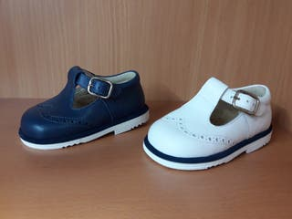 Zapatos piel - bebé/niño