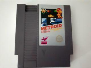 Metroid NES nintendo