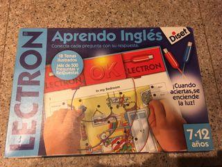 Juego Electron de Diset inglés español para 7-12