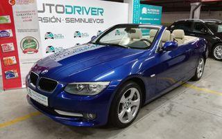 BMW Serie 3 E93 320d cabrio 184cv 2011
