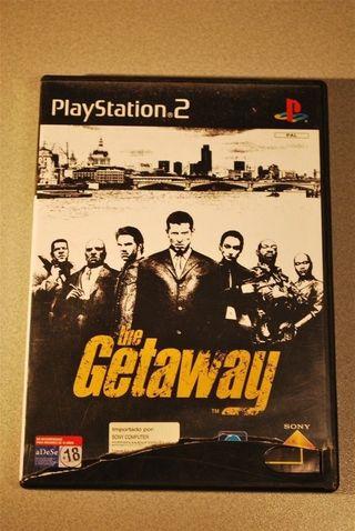 juegos PS2 Getaway