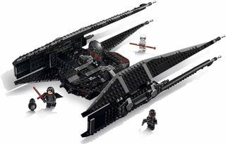 Kylo Ren Tie Fighter compatible Star Wars