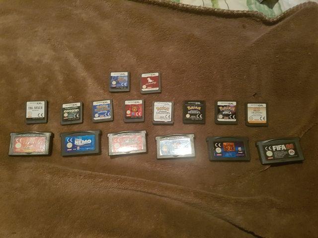 Juegos Para Nintendo Ds Lite Y Game Boy Advance De Segunda Mano Por