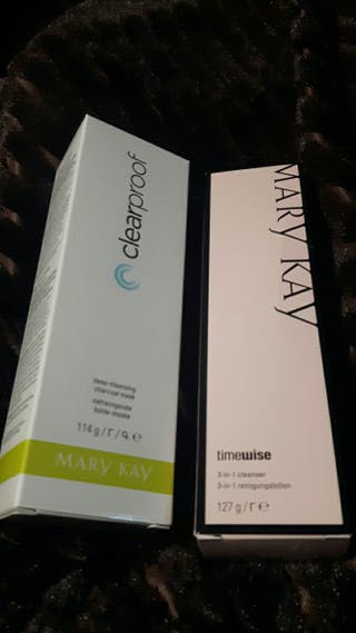 Mary Kay productos