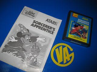 Juegos Atari 2600 año 1986-1987 tenemos bastantes