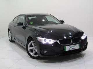 BMW SERIES 4 coupe 2.0 420D 184 2P