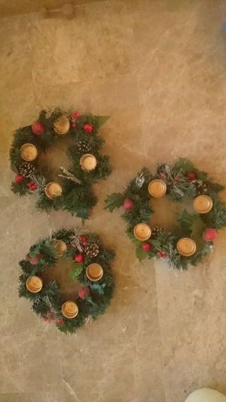 Coronas De Navidad De Segunda Mano En La Provincia De Valencia En