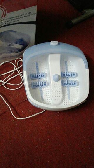 aparato de masajes de pies