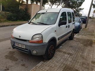 Renault Kangoo 1.9 diesel 4x4