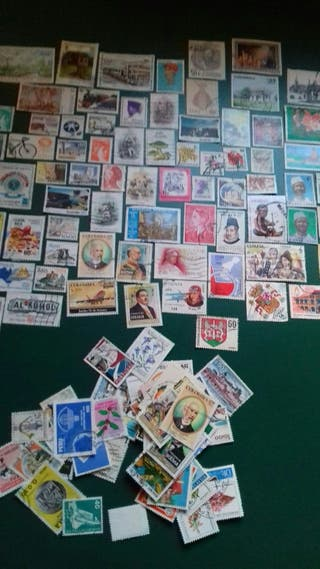 sellos variados antiguos
