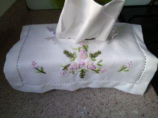 Funda para cajas de pañuelos