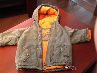 Chaqueta niño 18 24 meses Timberland second hand for 15 € in