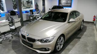 BMW 420 d coupe Luxury