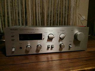 Amplificador technics SU-V2