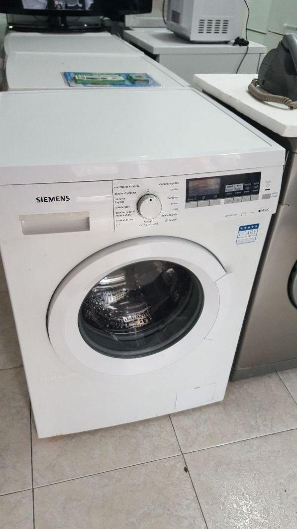 lavadora Siemens de 7 kilos