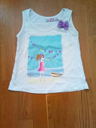 Camiseta niña Sfera