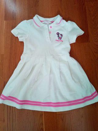Vestido Hello Kitty H&M