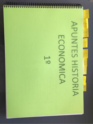 Libro Historia Económica 1ADE