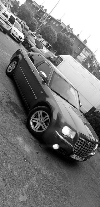Chrysler 300c acepto cambio