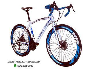 Bicicletas de carreras Helliot Sport