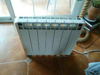 radiador electrónico bajo consumo