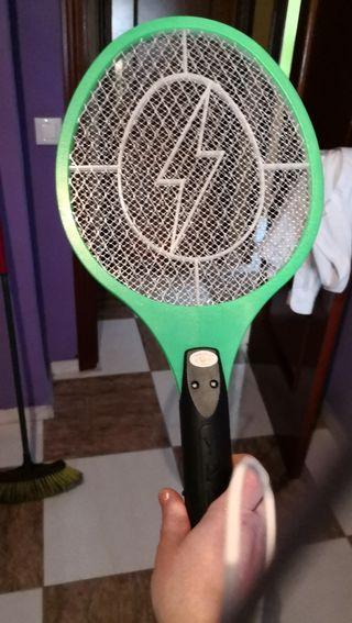 raqueta mosquito