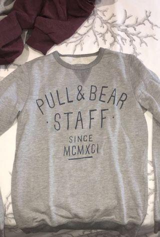 Sudadera pull & bear