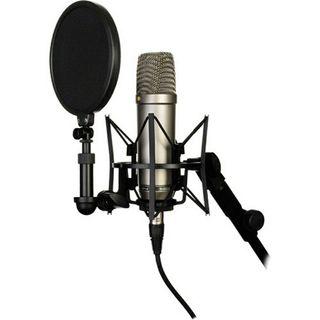 estudio de grabación casero