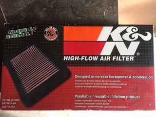 Filtro KN GSX R k7 600-750