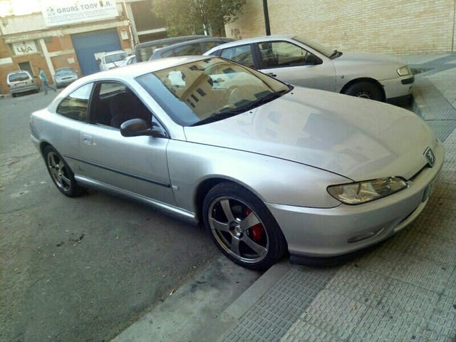 Peugeot 406 coupe 1997