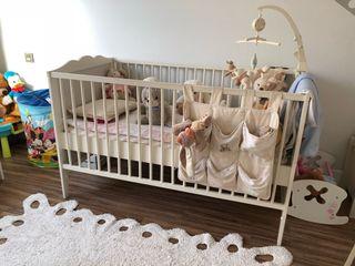 Dormitorio bebe infantil