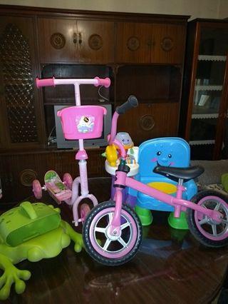 lote juguetes niñ@