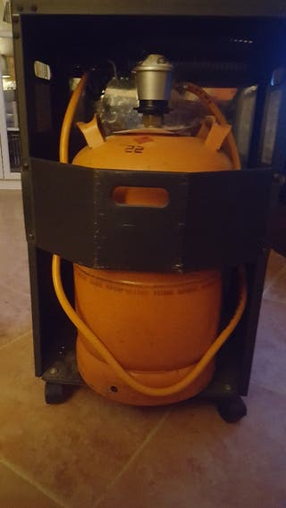 estufa de gas catalitica DAIVA