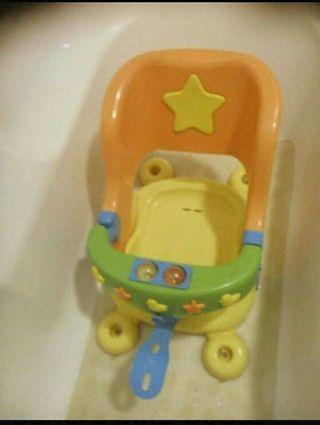silla bañera para bebés